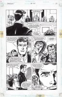 APARO, JIM - Batman #561 pg 2, Bruce Wayne has the floor Comic Art