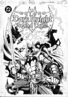GARCIA-LOPEZ, JOSE LUIS - Batman Knights of the Round Table GN Comic Art