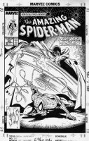 McFARLANE, TODD - Amazing Spider-Man #305 cover, Spidey - California Schemin' Comic Art