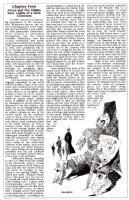 O'NEILL, KEVIN studio - Alan Moore's League of Extraordinary Gentlemen v2 #4 text Splash, Nemo & dog-headed warrior bodies 2003 Comic Art