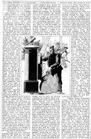 O'NEILL, KEVIN studio - Alan Moore's League of Extraordinary Gentlemen v2 #4 text Splash - Mina & Quatermain see jungle post-office  2003 Comic Art