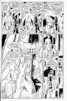 GIBBONS, DAVE - Alan Moore's Watchmen #9 pg 5, Dr Manhattan & Silk Spectre on Mars Comic Art