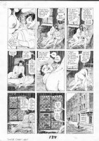 CAMPBELL, EDDIE - Taboo #2 / From Hell chapter 1 pg 3, 1st story! Prince Eddy and Annie Crook, NSFW Comic Art