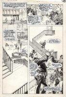 INFANTINO, CARMINE / MURPHY ANDERSON - Secret Origins Annual #2 pg 4, Flash Barry Allen origin Comic Art