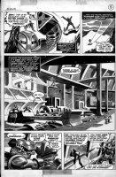 SIMONSON, WALT - Rampaging Hulk #3 page 7 Comic Art