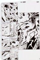 GIFFEN, KEITH - DC Presents #88 pg 17, Superman Comic Art