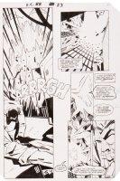 GIFFEN, KEITH - DC Presents #88 pg 18, Superman Comic Art