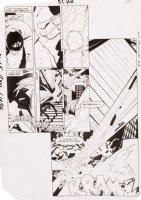 GIFFEN, KEITH - DC Presents #88 pg 19, Creeper,  Superman Comic Art