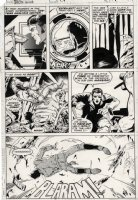 GIFFEN, KEITH - Iron Man #114 pg 22, Iron Man and Avengers Comic Art