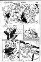 RUSSELL, CRAIG / NEIL VOKES - Congorilla #4 pg 12 Comic Art