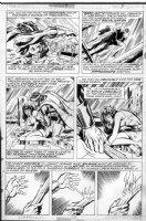 MOONEY, JIM - Omega The Unknown #4 pg 3, Omega, good girl art Comic Art