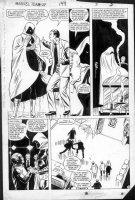 LaROCQUE, GREG - Marvel Team-Up #144 page 3,  Moon Knight Comic Art