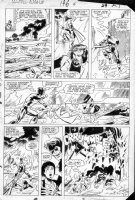 LaROCQUE, GREG - Marvel Team-Up #146 page 21,  Nomad Comic Art