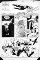 LAROCQUE, GREG - Marvel Team-Up #150 page 4,  Juggernaut Comic Art