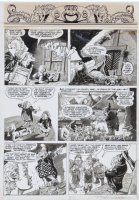 PLOOG, MIKE - Marvel Super Action #1 pg 3, 1st Weird World. Large size art! Comic Art