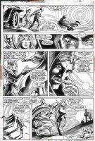 BRUNNER, FRANK - Marvel Premiere #12 pg 2, Neal Adams inks - Doctor Strange, Clea, Wong Comic Art