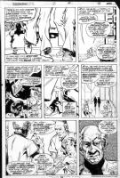 GOLDEN, MIKE - Micronauts #4 p 19 Comic Art