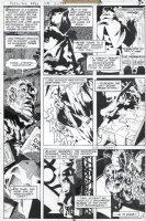 GOLDEN, MICHAEL - Detective Comics #482 pg 38, Etrigan the Demon called Comic Art