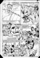 DeZUNIGA, TONY - DC Arak #45 pg 4 Issue 45 Page 4 Comic Art