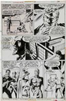 MAYERIK, VAL / AL McWILLIAMS - Supernatural Thrillers #14 pg 26, N'Kantu, Living Mummy 1975 Comic Art