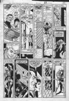 ANDRU, ROSS - Teen Titans Spotlight #5 pg 13, Jericho Comic Art
