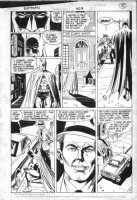 ANDRU, ROSS - Batman #409 pg 14, Batman and street crime Comic Art