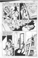 ANDRU, ROSS - Batman #409 pg 16, Batman, Jason Todd - 2nd app. in continuity Comic Art