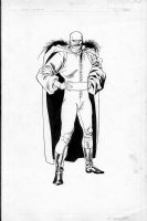 NOWLAN, KEVIN - Marvel Universe; Turac, 1st vampire from Tomb Of Dracula Comic Art