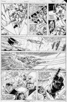 ROMITA JR, JOHN / BOB LAYTON - Ironman #121 pg, IM, Submariner, Rhoady Comic Art