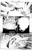 ROMITA JR, JOHN - Peter Parker Spider-Man #12 page 24, Spidey vs the Sinister Six! Comic Art