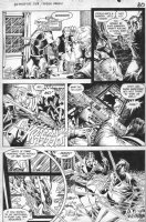 WOCH, STAN - Detective #568 pg 5, Green Arrow Comic Art
