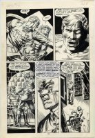 WOCH, STAN - Airboy #42 page 10 Comic Art