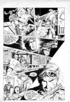 WOCH, STAN - Airboy #3 page 12 Comic Art