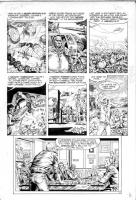 WOCH, STAN - Airboy #7 page 1 Comic Art