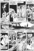 WOCH, STAN - Teen Titans Spotlight #14 pg 11, Knight-Wing Comic Art