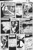 WOCH, STAN - Teen Titans Spotlight #14 pg 10, Knight-Wing Comic Art