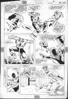 JURGENS, DAN - Booster Gold #14 pg 16, 1986 Comic Art