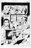 JURGENS - Sun Devils #7 pg 6 Comic Art