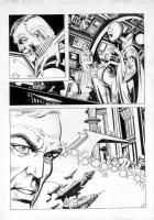 ANDRU, ROSS - Atari Force promo comic pg 9 Comic Art