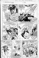 ADAMS, ART - Excalibur Special #2 pg 40  Comic Art