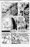 ADAMS, ART - Cloak & Dagger #9 page 1985 Comic Art