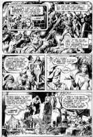 REDONDO, NESTOR - Swamp Thing #16 page 10 Comic Art