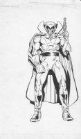 GUICE, BUTCH - Marvel Universe - Mr Fear Comic Art
