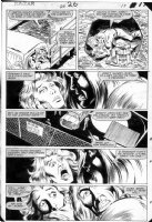 ANDERSON, BRENT - Kazar #26 pg 2, Kazar & Shanna Comic Art