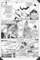 ANDERSON, BRENT - Power Pack #10 pg 3 Comic Art