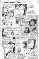 LIM, RON - Conan #233 page 11 Comic Art
