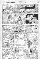 LIM, RON - Conan #233 page 12 Comic Art