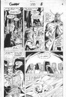 LIM, RON - Conan #233 page 5, Conan Born Comic Art