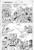 LIM, RON - Conan #2 page 15 Comic Art