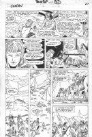 LIM, RON - Conan #2 page 21 Comic Art